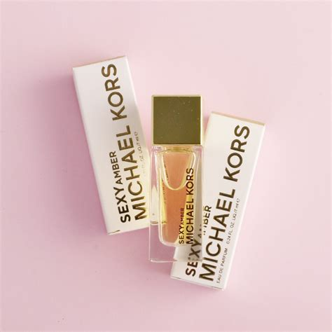 Parfum Miniature Wanita Michael Kors Glam 7ml Edp michael kors miniature original perfume malaysia imported
