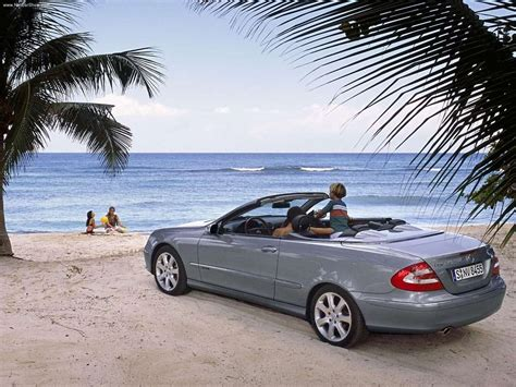 mercedes convertible mercedes benz clk cabriolet photos and comments www