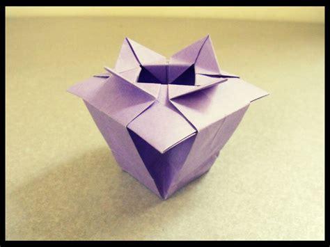 Origami Photo Box - origami box 2 by alejandro delafuente on deviantart