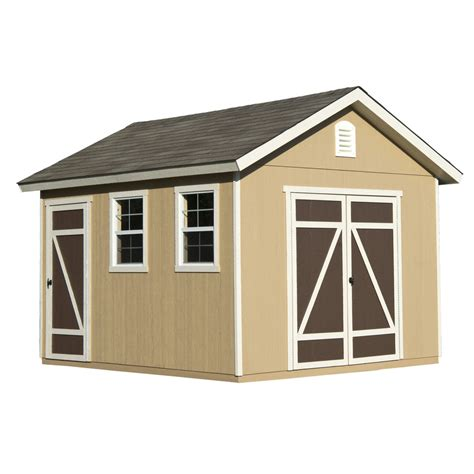 Hartland Sheds by Shop Heartland Hillsdale Gable Engineered Wood Storage