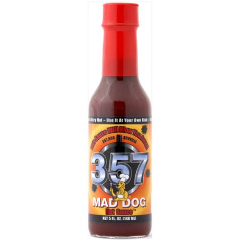mad 357 scoville mad 357 sauce 357k scoville units peppers of