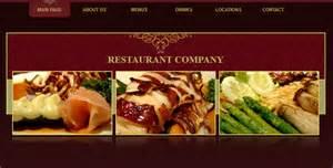 rest template tutorial free and premium restaurants cafes website templates