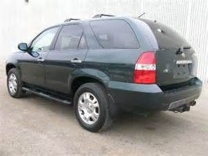 2001 Acura Mdx Transmission Recall 2001 Acura Mdx Pictures 3 5l Gasoline Automatic For Sale