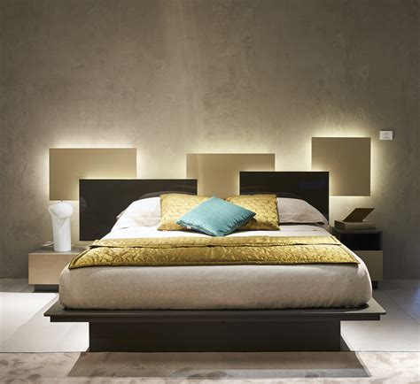 infinity bed home design collection by fimes ecletti