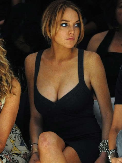 Lil And God Lindsay Lohan by 10 Gwiazd Kt 243 Re W 2016 Roku Ukończą 30 Lat Blaber