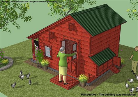 chicken house design and construction home garden plans cb100 combo plans chicken coop plans construction insulated