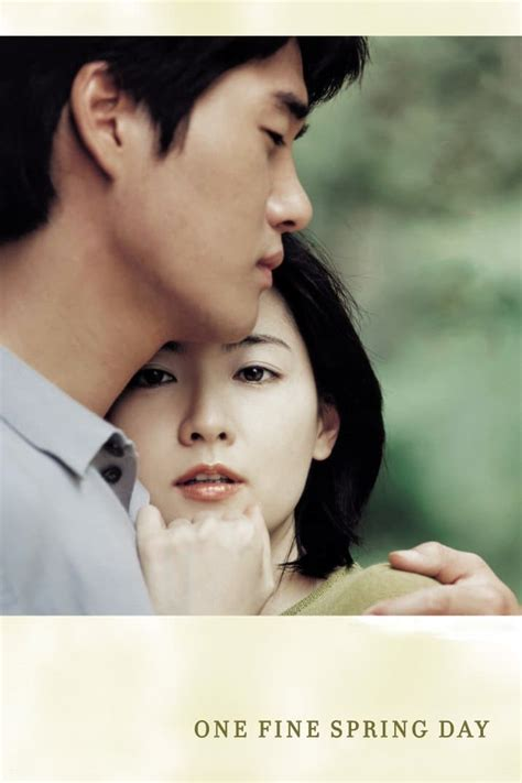 cerita film one fine spring day one fine spring day 2001 posters the movie database