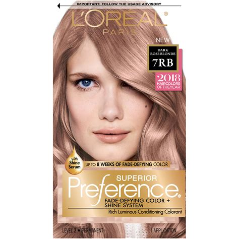 loreal preference hair color l oreal hair color feria permanent hair