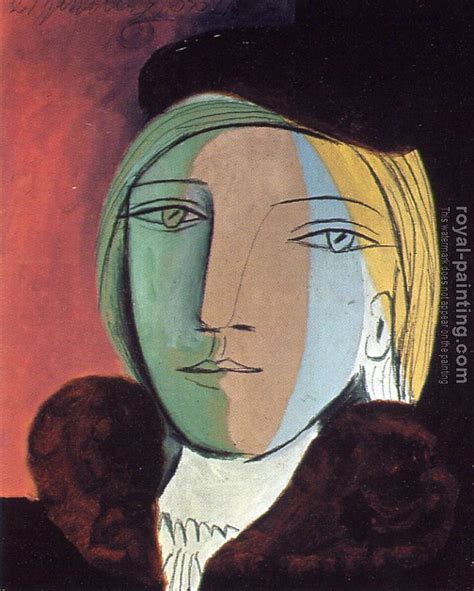 picasso paintings pdf portrait of therese ii by pablo picasso
