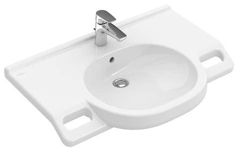 vita waschtisch o novo vita waschtisch vita oval 412080 villeroy boch