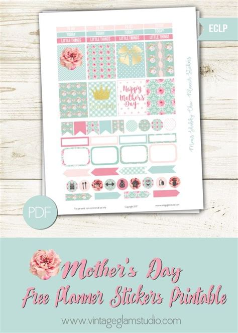 printable mom planner 2081 best free planner stickers and organizers images on
