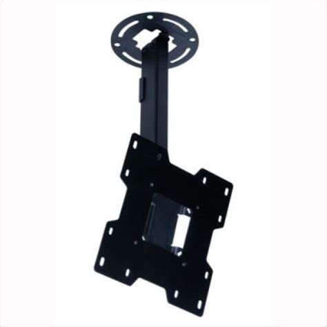 Promo Tv Bracket Adjustable Up And 1 4m Thick 400 X 400 Pitch Te discount deals peerless pc932b adjustable tilt ceiling mount for 15 quot to 37 quot displays with 13 8