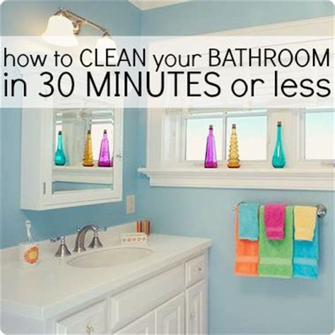 how to get your bathtub really clean how to clean your bathroom in 30 minutes or less great