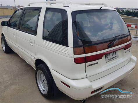 mitsubishi strada 1995 mitsubishi space wagon 1995 motors co th