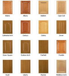 types of kitchen cabinets doors roselawnlutheran
