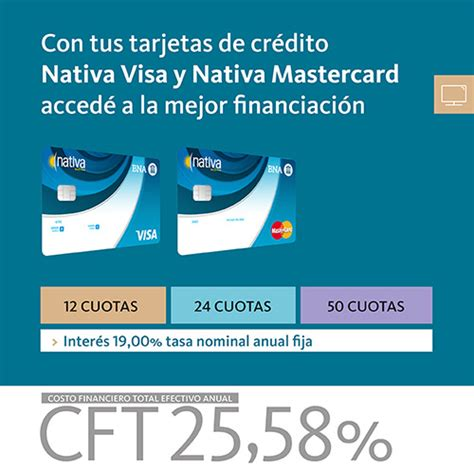 tarjeta nativa banco nacion tarjeta de credito nativa banco dela nacion argentina