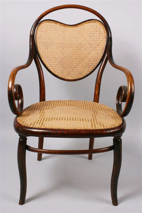 thonet armchair lot 147 thonet bentwood model 3 armchair side chair 2
