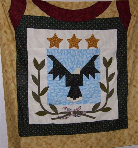 quilt pattern eagle quilt in a day ideas for an eagle scout quilt update