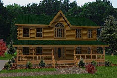 Battle Creek Log Homes by Tidewater Battle Creek Log Homes