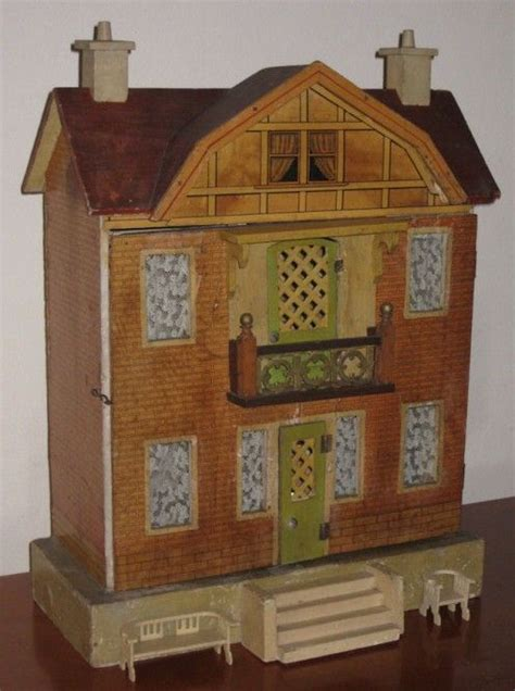 german doll house 17 best images about old german dolls houses on pinterest
