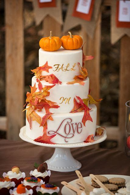 autumn bridal shower cakes 25 best fall wedding showers ideas on fall