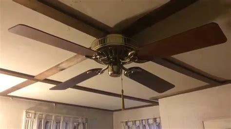 hunter low profile ceiling fan hunter low profile ceiling fan youtube