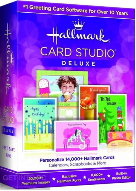 hallmark card studio templates hallmark card studio 2017 deluxe free