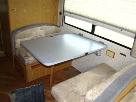 rv parts dinning booth dinette set for a rv motorhome