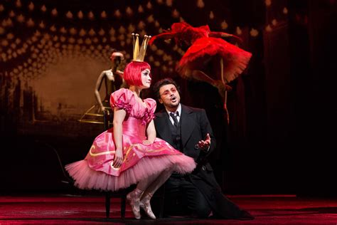 Christine Dessay by Metropolitan Opera Offenbach S Les Contes D Hoffmann River Radio