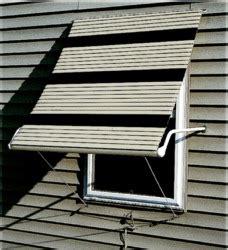 Door Awning Canada by Futureguard Series 5500 Roll Up Aluminum Window Awnings