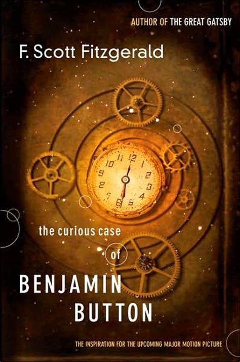 il curioso caso di benjamin button libro the curious of benjamin button by f fitzgerald