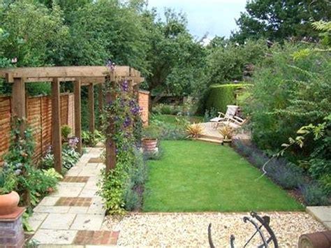 long garden design garden design ideas long narrow gardens
