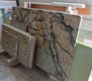 granite sles and types