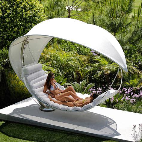 royal botania wave modern garden hammock luxury