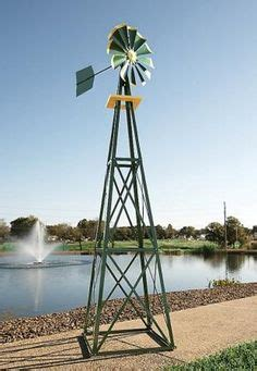 iowa hawkeye windmill a small backyard version of an