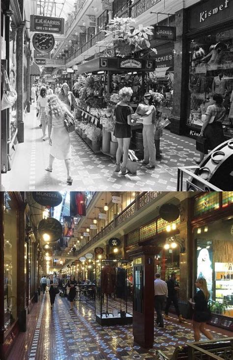 Discovery Of The Floor History - the ground floor of the strand arcade 1982 gt 2016