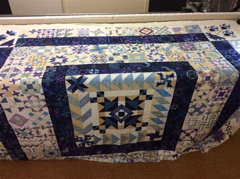 quilt pattern of the day 365 day quilt hexagon quilt baptist fan plush and loop