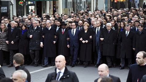 charlie hebdo attacks paris rally as it happened 11 obama takes heat for not attending anti terror paris