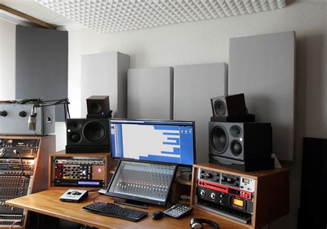 best bedroom studio monitors how to improve the room acoustics in your home studio