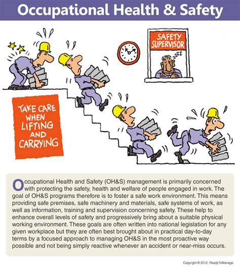 Safe Inside The Violence a workplace health and safety comic including an