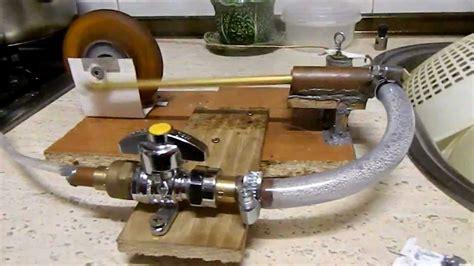 barco de vapor motor motor de vapor casero youtube