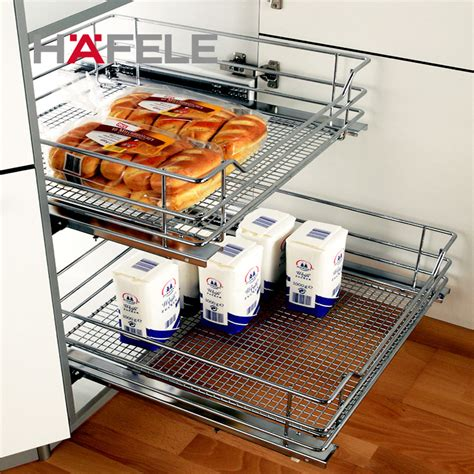 wire baskets for kitchen cabinets hafele kitchen wire baskets besto blog