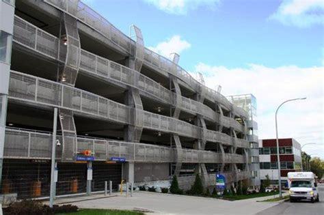 Parking Garage Facade by Parking Garage Design User Experience Parking
