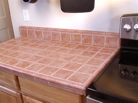 Tile Kitchen Countertop Tile Countertop Best Home Decoration World Class