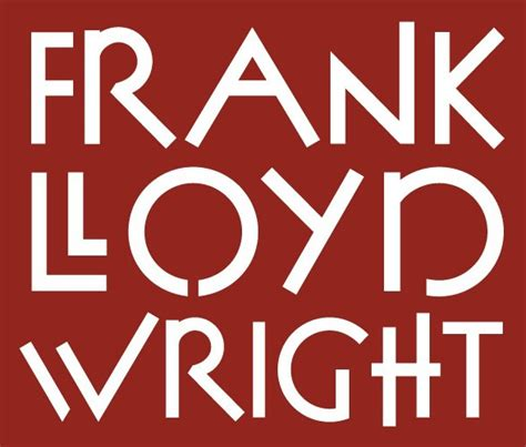 frank lloyd wright font free logo of frank lloy wright architecture commercial