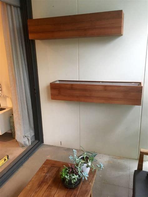 planter boxes sydney timber garden box