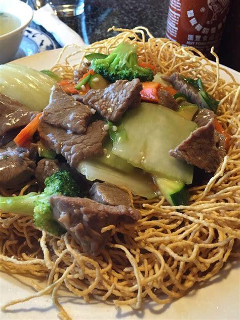 la cai noodle house pan fried noodles beef yelp