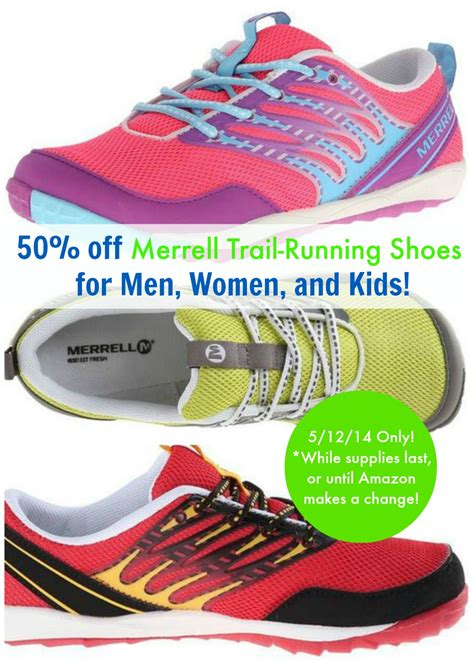 deals on athletic shoes deals on running shoes 28 images 50 merrell trail
