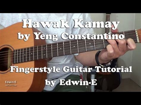 guitar tutorial video free download full download guitar tutorial ikaw by yeng constantino