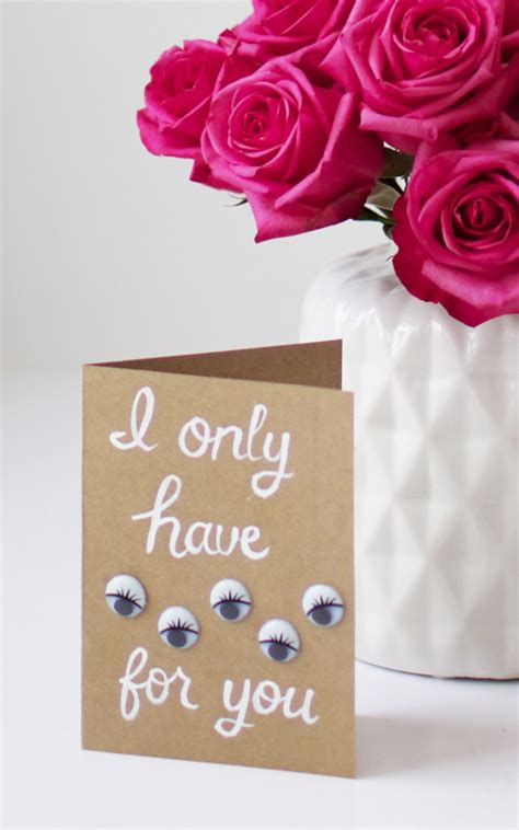 diy valentines day cards for your husband your mom and